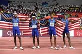 Mondiaux d'athlétisme : l'Amérique plus que jamais triomphante