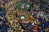 La majorité des Indonésiens appuient le retrait d'une nouvelle loi anticorruption