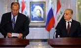 L'Irak et la Russie appellent à apaiser les tensions dans le Golfe