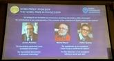Le Nobel de physique à deux Suisses et un Canado-Américain