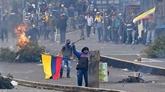 Equateur/Manifestations : Federica Mogherini appelle à la