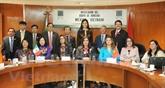 Mexique : la Chambre des députés crée un groupe d'amitié avec le Vietnam