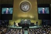 L'ONU enregistrera
