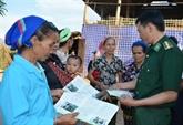 Vietnam - Cambodge : promotion du rôle des femmes dans l'édification d'une frontière de paix