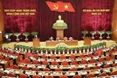 Troisième journée de travail du 11eplénum du Comité central du Parti (XIIe mandat)