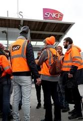 SNCF : débrayages dans deux Technicentres,