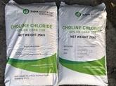 L'Inde ouvre une enquête antidumping à l'encontre du chlorure de choline du Vietnam