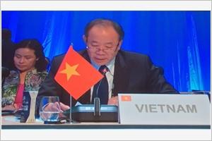 Le Vietnam à une réunion de la Francophonie