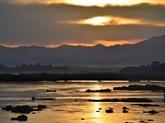 Sécheresse, frénésie de barrages : le niveau du Mékong au plus bas
