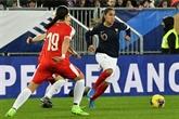 Qualifs Euro-2021 dames : la vague bleue emporte la Serbie