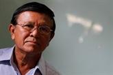Cambodge : la justice libère en liberté privisoire le chef de l'opposition