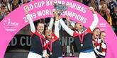 Fed Cup : la France sacrée en Australie