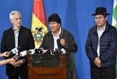 Evo Morales convoque de nouvelles élections en Bolivie