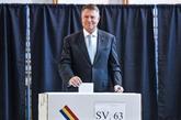Roumanie : le président sortant en tête de l'élection présidentielle