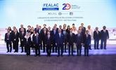 Le Vietnam souhaite renforcer la coopération Asie de l'Est - Amérique latine