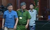Trois personnes condamnées pour terrorisme contre le pouvoir populaire