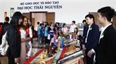 Ouverture de l'espace culturel Vietnam - Laos