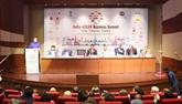 L'Inde et l'ASEAN cherchent à renforcer leurs liens économiques