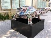 L'art écologique prend ses quartiers à Hanoï