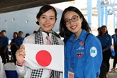 Le Bateau de la jeunesse d'Asie du Sud-Est et du Japon contribue à la paix