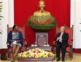 Vietnam et Mozambique souhaitent renforcer leurs relations