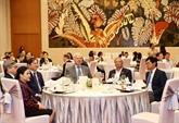 La rencontre d'amitié Vietnam - Russie à Hanoï