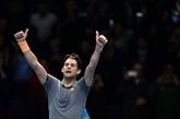 Masters : Thiem qualifié au bout du suspens, Djokovic et Federer pour un duel décisif