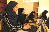 Les codeuses afghanes créent leurs propres championnes