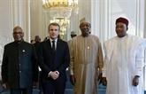 Sahel : Macron annonce des décisions prochaines sur la lutte antijihadiste