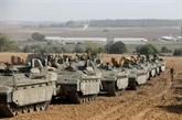 Gaza : 16morts dans de nouvelles frappes, salves de roquettes sur Israël
