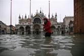 Venise sous les eaux : l'état de catastrophe naturelle décrété