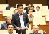 Les législateurs votent la Résolution sur l'allocation budgétaire pour 2020