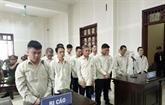 Vietnam : cinq condamnés à mort pour trafic de drogue
