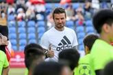 MLS : l'Inter Miami de Beckham inaugurera son stade contre le L.A. Galaxy le 14 mars