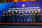 Réunion des ministres des Transports de l'ASEAN à Hanoï