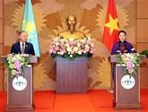 Vietnam et Kazakhstan renforcent leurs liens bilatéraux