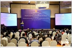 Célébration des 25 ans de lentrée en vigueur de la CNUDM à Hanoï