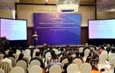 Célébration des 25 ans de l'entrée en vigueur de la CNUDM à Hanoï