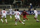 Qualification à la Coupe du monde 2022 : le Vietnam en tête du groupe G