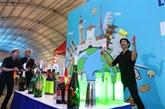 Festival international de la gastronomie à Hô Chi Minh-Ville