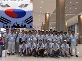 L'envoi de main-d'œuvre en République de Corée est à exploiter