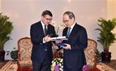 Hô Chi Minh-Ville souhaite promouvoir ses liens avec la Hesse