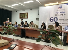 LADV fête ses 60 ans daccompagnement de la francophonie
