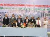 Cân Tho et la Hongrie promeuvent leur coopération dans léducation