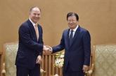 Le Vietnam et les États-Unis promeuvent la coopération énergétique