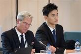 Dopage : le nageur chinois Sun conteste la validité de son contrôle devant le TAS