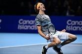 Zverev s'accroche à son titre et brise le rêve de Nadal