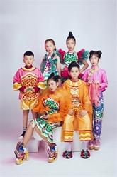 La Semaine de la mode asiatique des enfants 2020