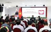 Hô Chi Minh-Ville célèbre la Fête de l'indépendance de la Pologne