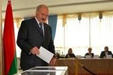 Au Bélarus, des élections scrutées après la main tendue de Loukachenko à l'UE
